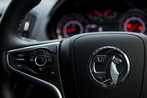 Vauxhall Insignia 2.0 CDTi Ecoflex