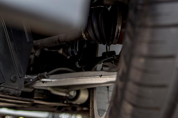 Vauxhall Insignia 2.0 CDTi Ecoflex Suspention