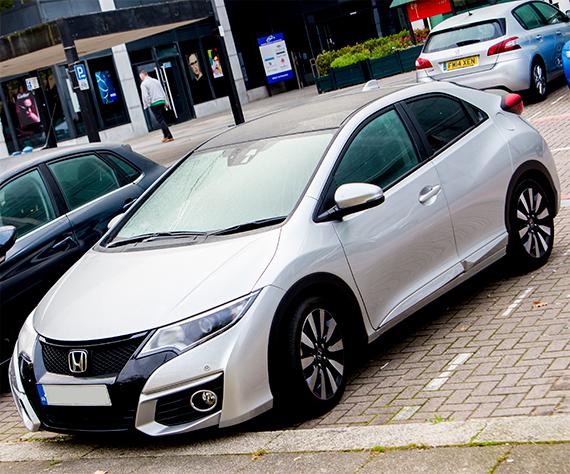 Honda Civic (FK) 欧州ホンダ・シビック