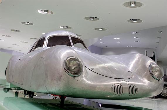 Porsche Typ64, 1939