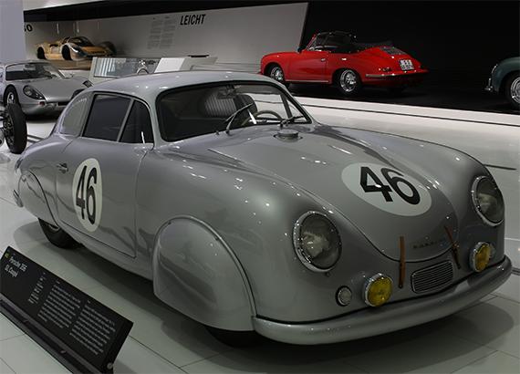 Porsche 356 SL Coupe, 1960