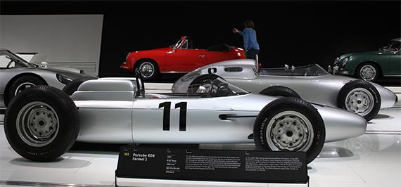 Porsche 804 Formel1, 1962