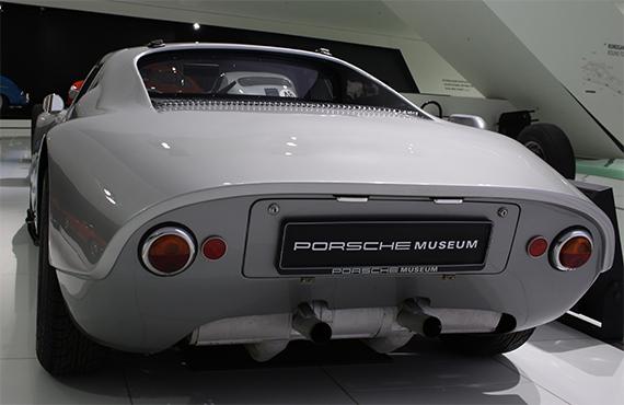 Porsche 904 Carrera GTS, 1964