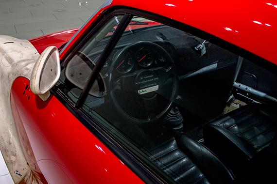Porsche 959 Aerodynamic Study C29, ポルシェ959空力スタディモデル