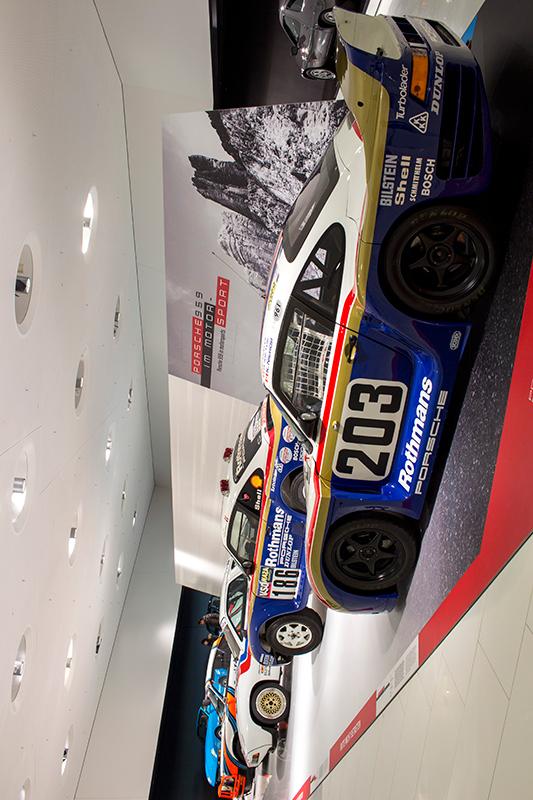 Porsche 961(959) in Motor Sport