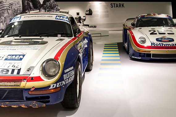 Porsche 959 × 961