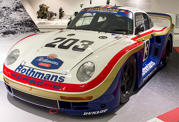 Porsche 961 ポルシェ961(959)