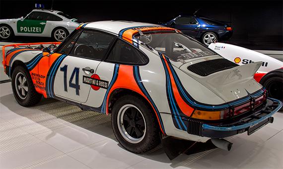 Porsche 911 SC Safari ポルシェ サファリラリー