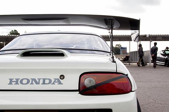 超鯱号 ホンダ・ビート Honda Beat PP1 鈴鹿南コース