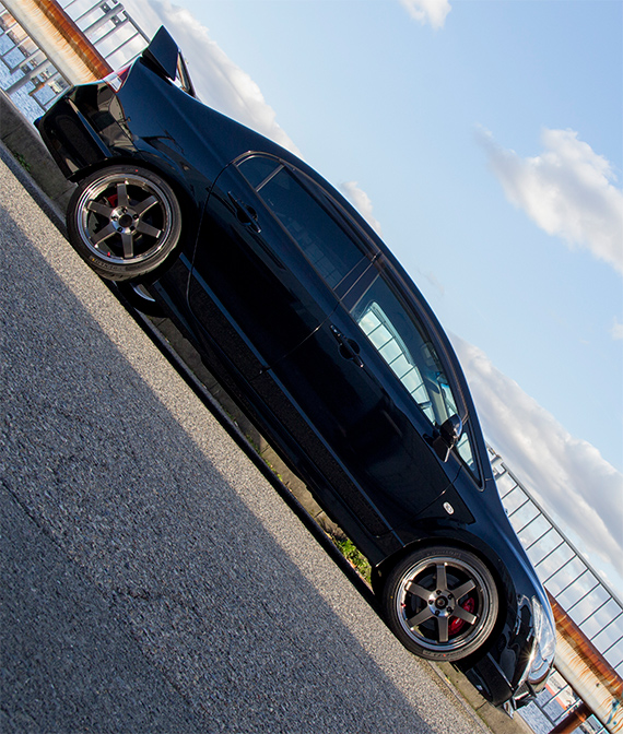 Honda Civic Type R FD2 ホンダ・シビック・タイプR