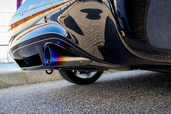 Honda Civic Type R FD2 ホンダ・シビック・タイプR 3Q自動車 モリモリ管