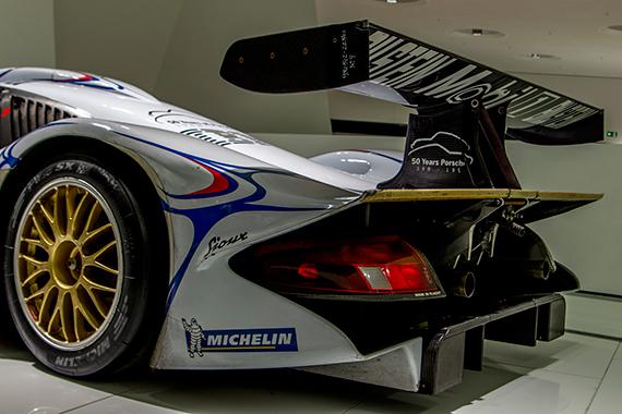 Porsche 911 GT1 1998 ポルシェ