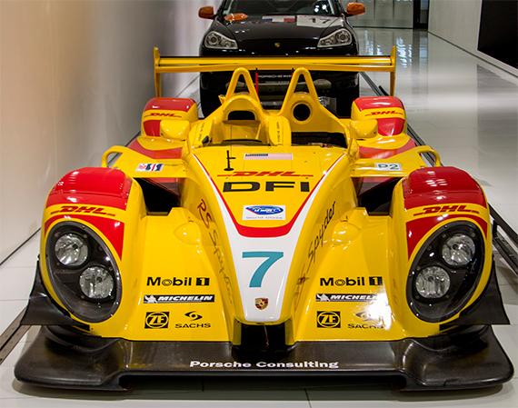 Porsche RS Spyder 2008 ポルシェRSスパイダー