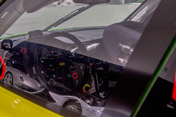 Manthey Porsche 911 GT3 RSR マンタイ・レーシング ポルシェ