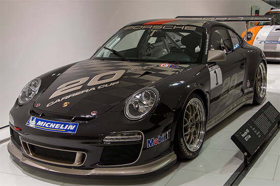 Porsche 911 GT3 Cup 2010 ポルシェ 911カップ