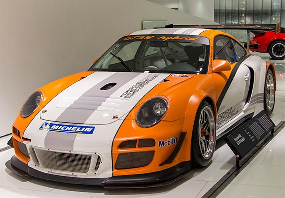 Porsche 911 GT3 R Hybrid ポルシェ911GT3 Rハイブリッド