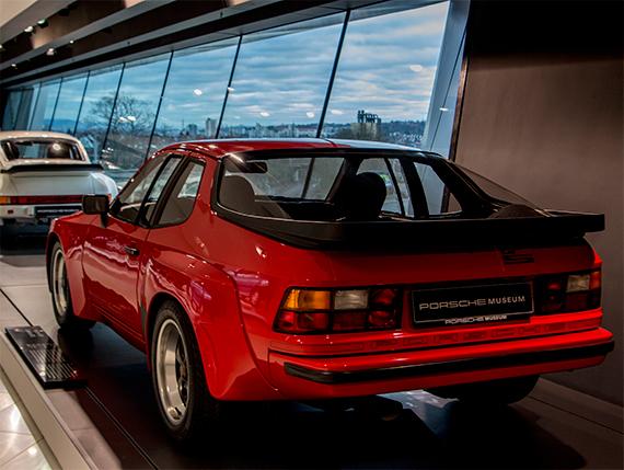 Porsche 924 Carrera GTS カレラGTS