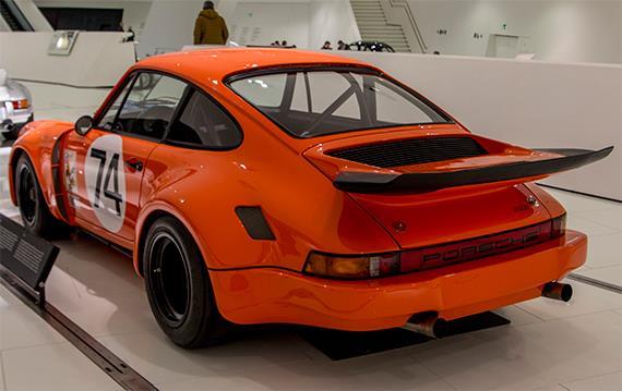 Porsche 911 Carrera RSR 3.0 1974 ポルシェ911カレラRSR