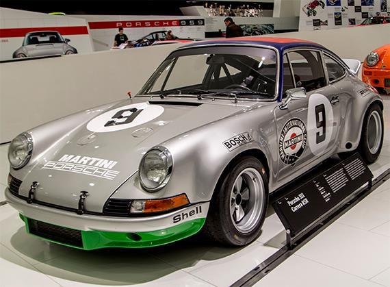 Porsche 911 Carrera RSR 1973 ポルシェ911カレラRSR