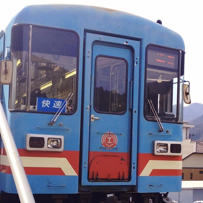 樽見鉄道 ハイモ295-516