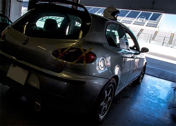 GSSジャンボリー走行会 鈴鹿サーキット Alfa147