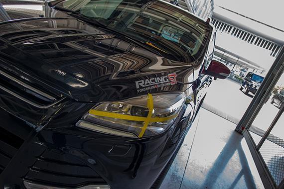 GSSジャンボリー走行会 鈴鹿サーキット Ford Kuga フォード クーガ