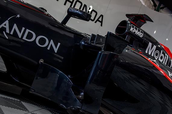 McLaren Honda MP4-30 マクラーレン・ホンダ