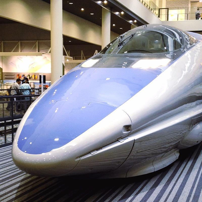 京都鉄道博物館 500系