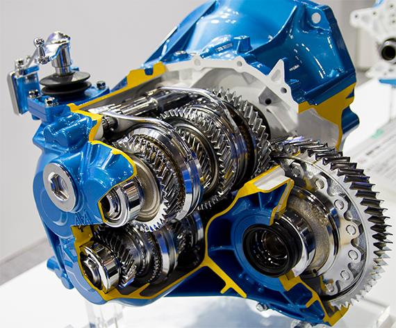 アイシンAI BG6 高容量FF用6速マニュアルトランスミッション