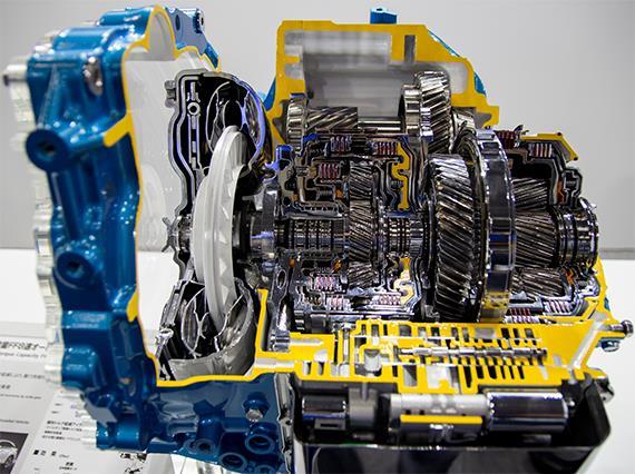 アイシンAW BG6 高容量FF用8速オートマチックトランスミッション(AWF8F35)<br / />