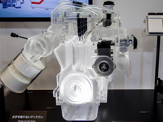 DENSO ディーゼルエンジン制御システム