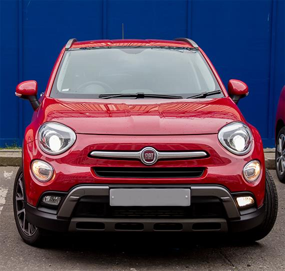 Fiat フィアット 500X OFF-ROAD LOOK PLUS オフロード・ルック・プラス