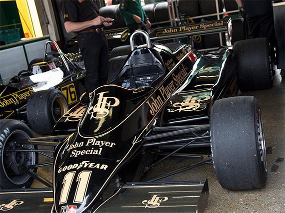 ロータス Lotus 91/5 1982
