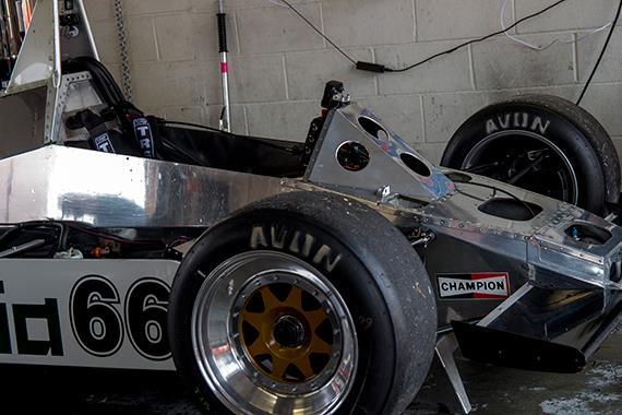 ウイリアムズ Williams FW08 1982
