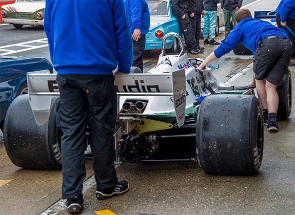 ウイリアムズ Williams FW07C 1981