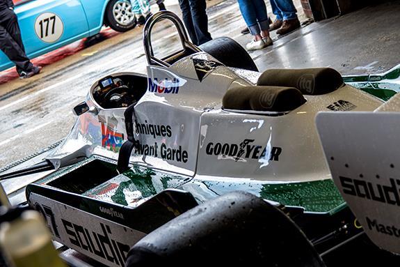 ウイリアムズ Williams FW07D 1982