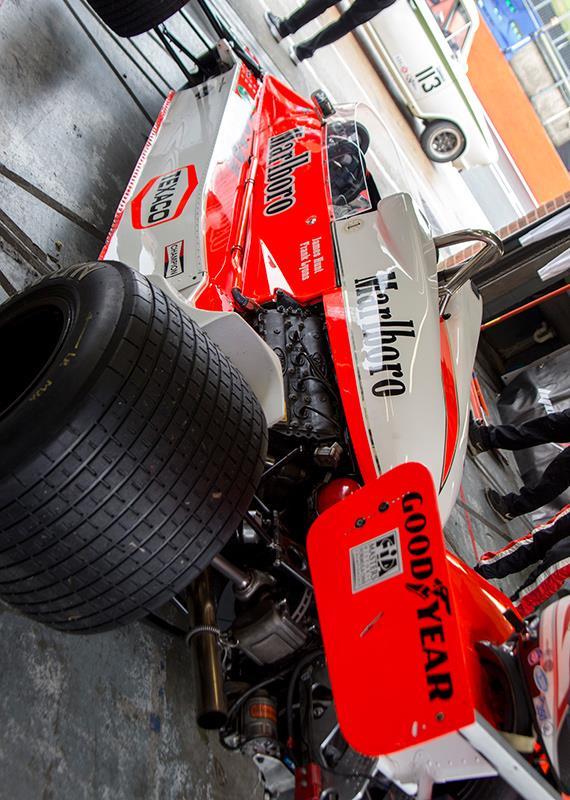 マクラーレン McLaren M26 1976