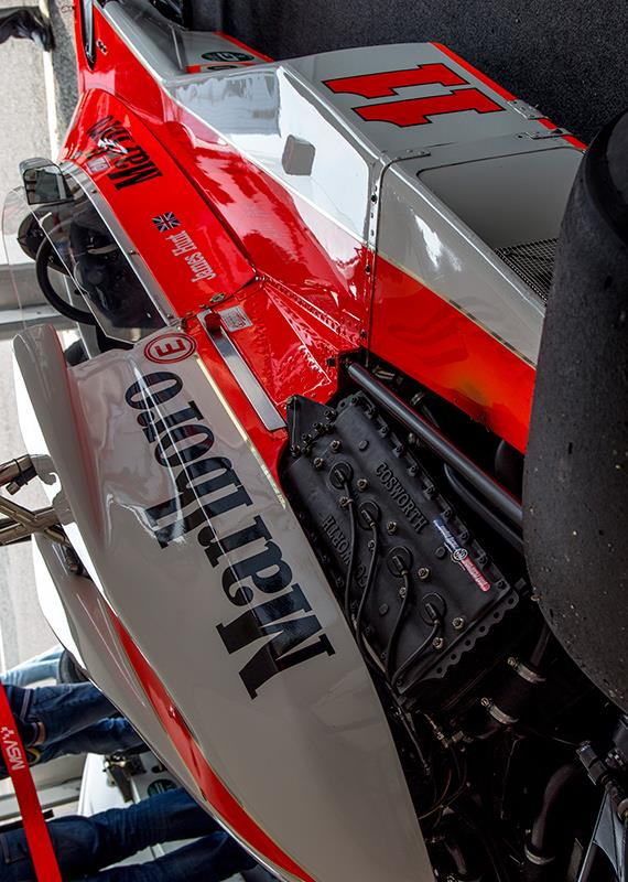 マクラーレン McLaren M23 1976