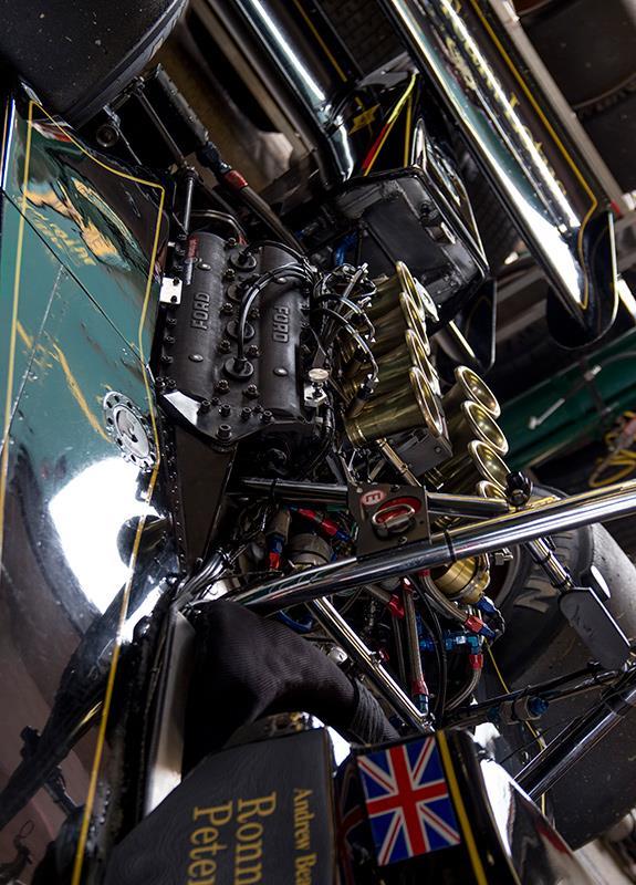 ロータス Lotus 76/1 1974
