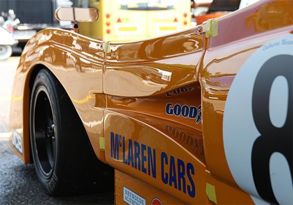 マクラーレン McLaren M8F Can Am 1972