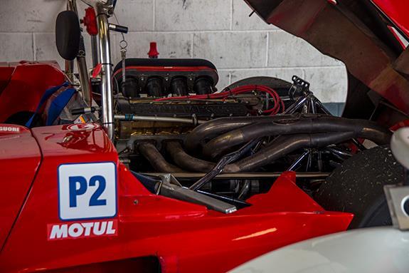 ローラ Lola T296 Can Am 1976