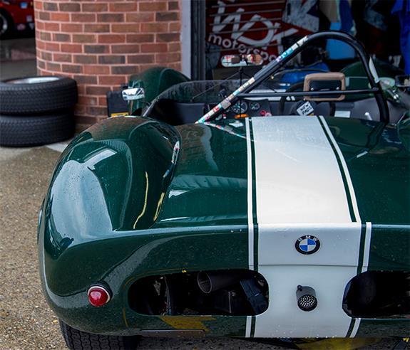 エルヴァ Elva MK8 1965 BMW