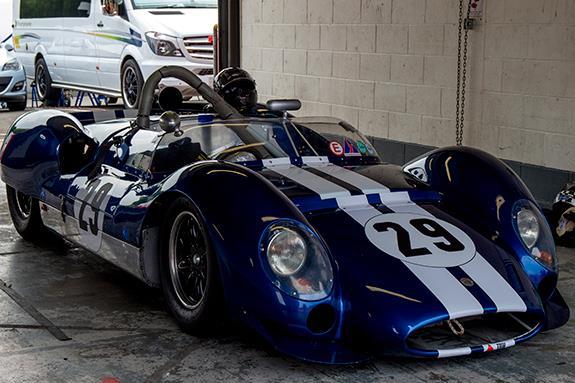 Cooper Monaco Cobra 1963 クーパー・モナコ・コブラ
