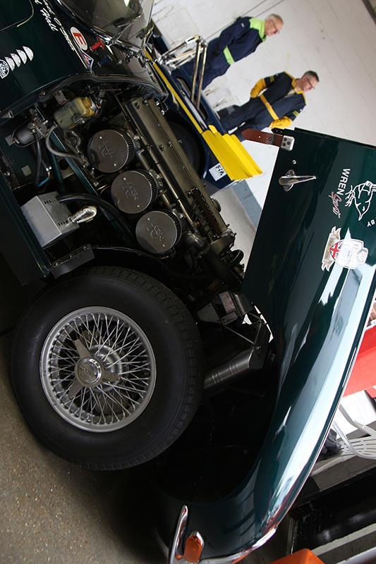 Jaguar E-Type ジャガー Eタイプ
