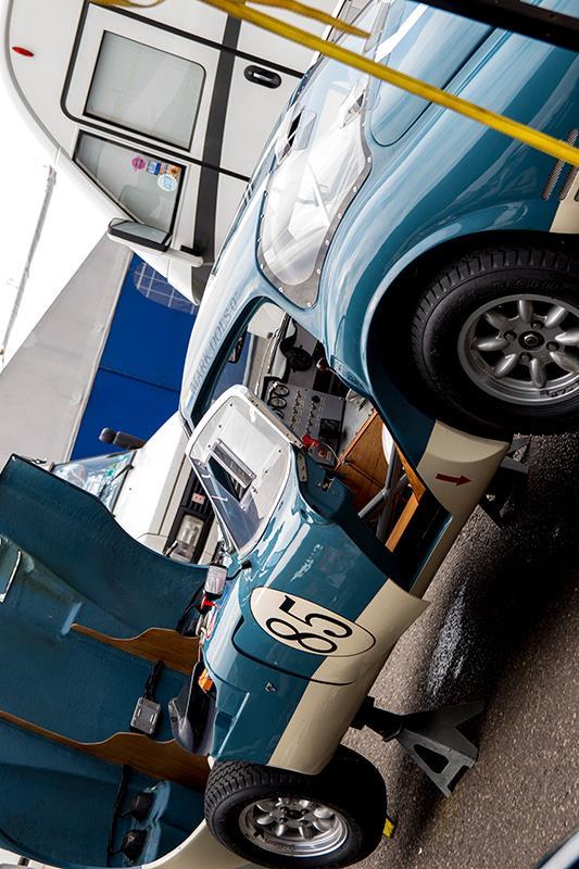 マーコス Marcos 1800GT 1965
