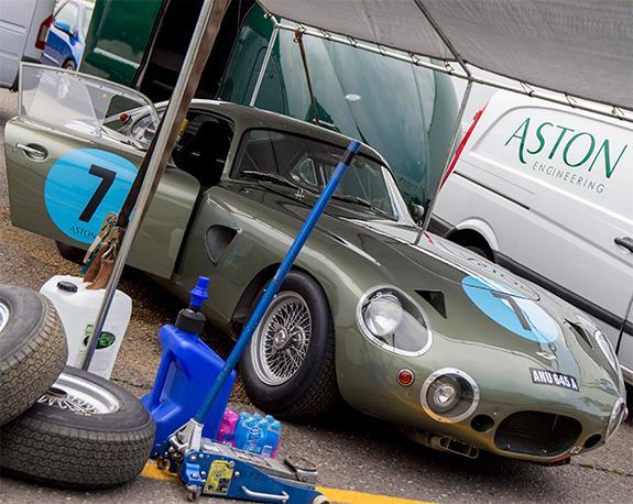 アストンマーチン Aston Martin DP214 1963