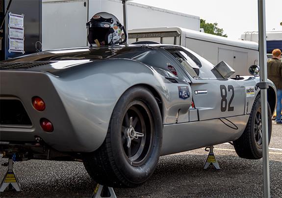 フォード Ford GT40 1965
