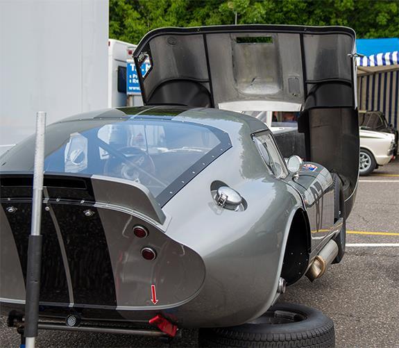 Shelby Daytona Cobra Coupe 1964 シェルビー・デイトナ・コブラ・クーペ