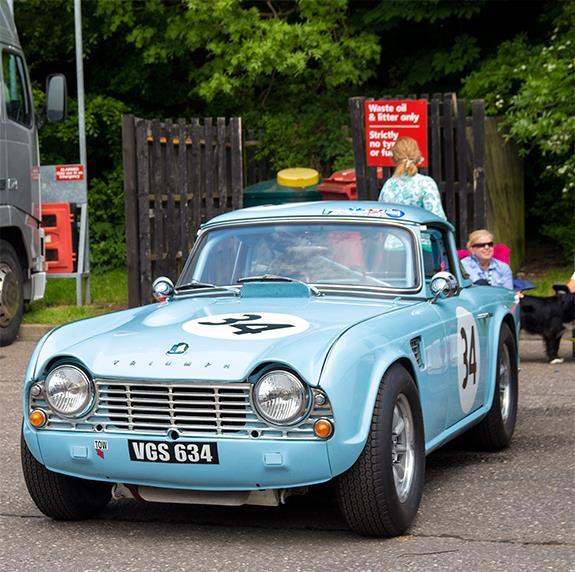 Triumph TR4 1962 トライアンフ
