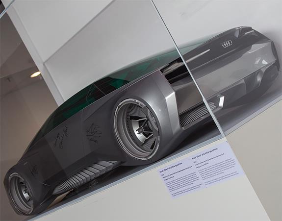 Audi博物館